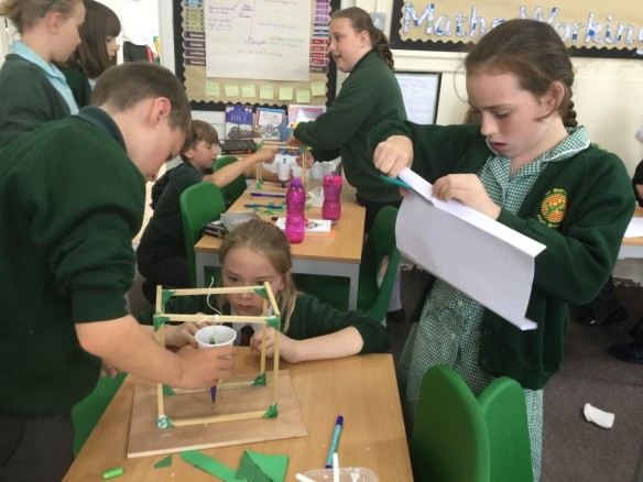 Year 5 Dt Project St Matthew S High Brooms Ce Primary